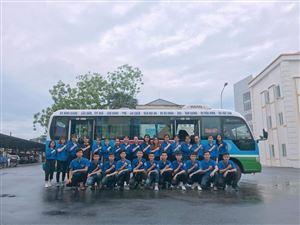 Theo dấu chân tình nguyện: Phần 1: Ra quân chiến dịch sinh viên tình nguyện Chung sức cùng cộng đồng - Mùa hè xanh - năm 2018