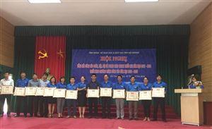 Hội nghị tổng kết công tác Đoàn, Đội và phong trào thanh thiếu nhi trường học năm học 2017 - 2018