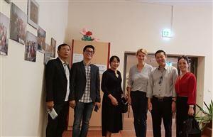 Hợp tác đào tạo nghề Dược và làm việc tại CHLB Đức