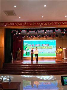 Tổ chức lễ mít tinh Chung tay vì một môi trường bền vững...