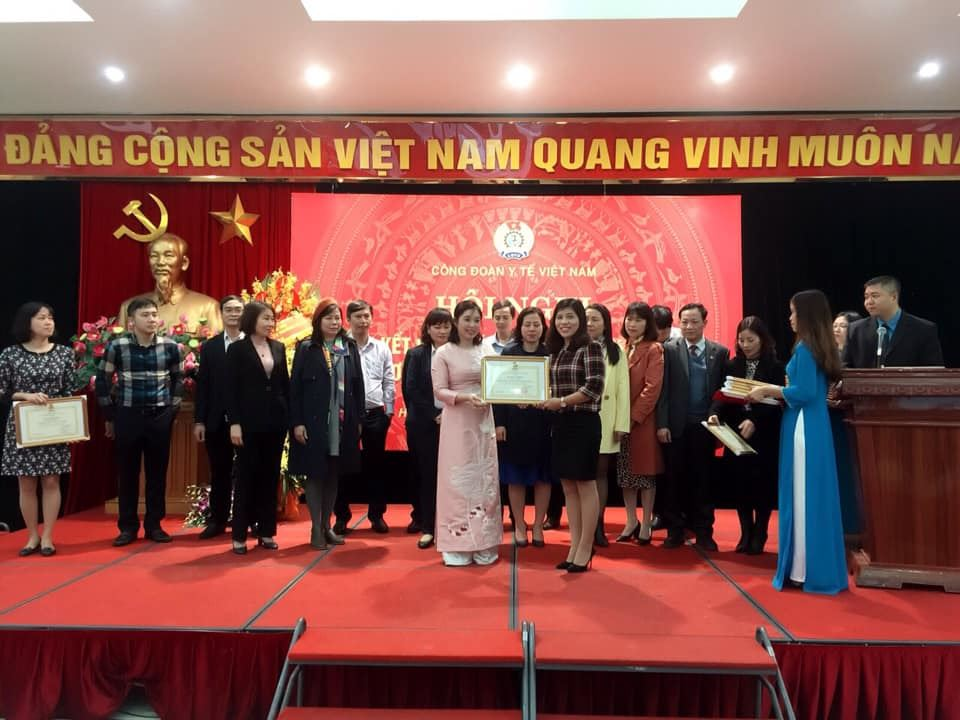 Công đoàn Y tế Việt Nam tổng kết hoạt động Công đoàn năm 2018