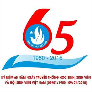 Hoạt động kỷ niệm 65 năm ngày truyền thống HSSV Việt Nam (09/01/1950 - 09/01/2015)