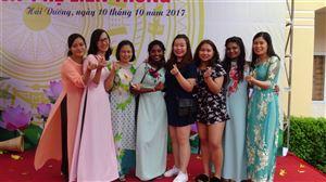 Cảm xúc của sinh viên Singapo sau chuyến học tập, trải nghiệm tại trường CĐ Dược TW _ Hải Dương