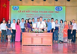 Ký kết thỏa thỏa thuận hợp tác du học nghề PTA (Pharmaceuticals Technical Assistant)