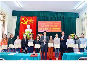 Lễ tốt nghiệp DSTC khoá 49 hệ chính quy