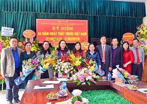 Gặp mặt kỷ niệm 64 năm ngày thầy thuốc Việt Nam