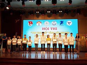 Hội thi Tin học trẻ tỉnh Hải Dương lần thứ XXV, năm 2019