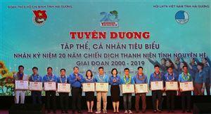 Cá nhân và tập thể đoàn trường CĐ Dược Trung ương Hải Dương được tuyên dương, khen thưởng