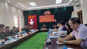KIỂM TRA CÔNG TÁC GIÁO DỤC QUỐC PHÒNG VÀ AN NINH 2019