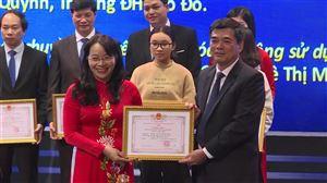Trao giải sáng tạo khoa học kỹ thuật tỉnh Hải Dương lần thứ XI, năm 2018 -2019