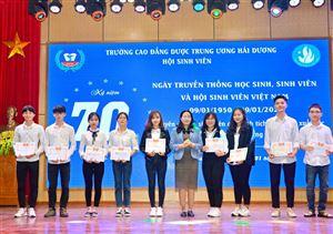 Kỷ niệm 70 năm ngày truyền thống học sinh, sinh viên Việt Nam (09/01/1950 – 09/01/2020)