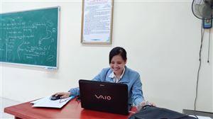 Trường Cao đẳng Dược Trung ương Hải Dương tích cực triển khai hình thức dạy/ học trực tuyến