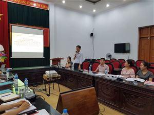 Đào tạo cập nhật kiến thức chuyên môn về Dược tại Ninh Bình