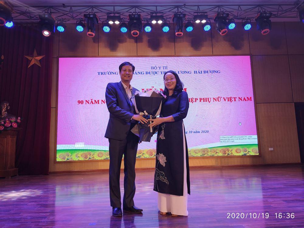 Kỷ niệm 90 năm ngày thành lập Hội Liên Hiệp Phụ Nữ Việt Nam (20/10/1930 - 20/10/2020)