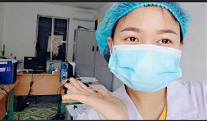 Cảm nghĩ của tình nguyện viên trường CĐ Dược Trung ương Hải Dương tại Bệnh viện dã chiến ĐH KTYT Hải Dương