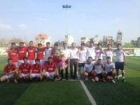 Giải bóng đá nam năm học 2013 - 2014