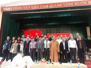Hội thảo khoa học: Giá trị Cụm di tích lưu niệm Đại danh y - Thiền sư Tuệ Tĩnh tại huyện Cẩm Giàng, tỉnh Hải Dương