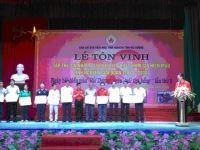 Hải Dương: Lễ tôn vinh người hiến máu, gia đình hiến máu tiêu biểu giai đoạn 2012 - 2014