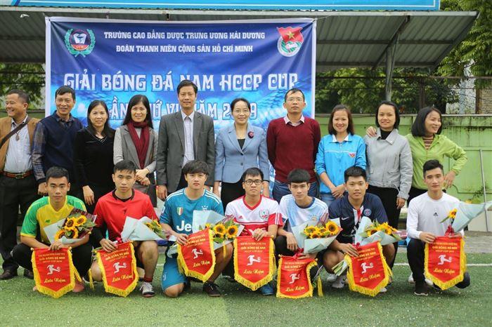GIẢI BÓNG ĐÁ NAM HCCP CUP 2019