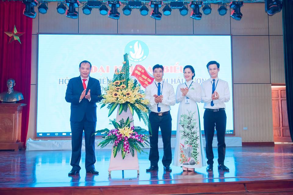 Đại hội đại biểu Hội Sinh viên Việt Nam Tỉnh Hải Dương thành công tốt đẹp
