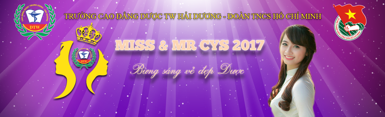 Miss and Mr CYS 2017